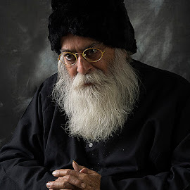 Prayers by Rakesh Syal - People Portraits of Men
