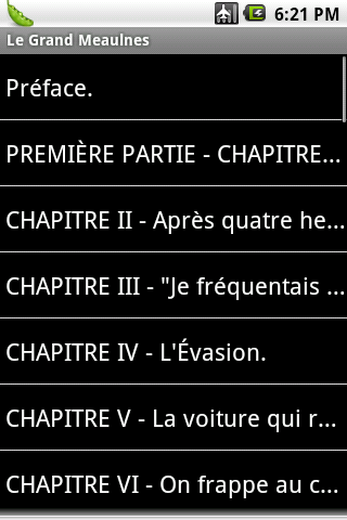 玩免費書籍APP|下載Le Grand Meaulnes app不用錢|硬是要APP