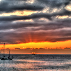 Cabo Sunrise by Tim Workman - Landscapes Beaches