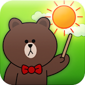 LINE 天気 APK for Bluestacks