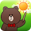 LINE 天気 APK for Blackberry
