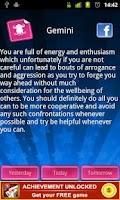 Screenshot of Horoscopes