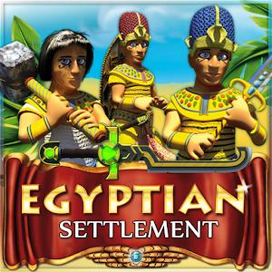Cover art Egyptian Settlement