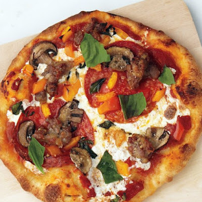 Emeril's Make-Your-Own Pizzas