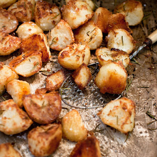 The Best Crunchy Roast Potatoes You'll Ever Have
