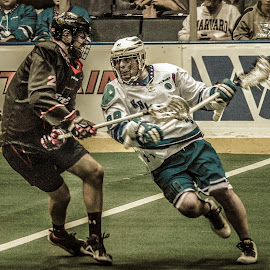 Hey you! by Enrique Santana Carballo - Sports & Fitness Lacrosse ( sports, game, vancouver, lacrosse, rochester )