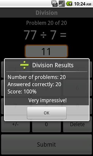 【免費教育App】Arithmetic Aerobics-APP點子