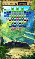 Screenshot of Mayan Break Bricks