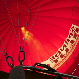 Balloon by Michael Röll - Transportation Other ( balloon,  )