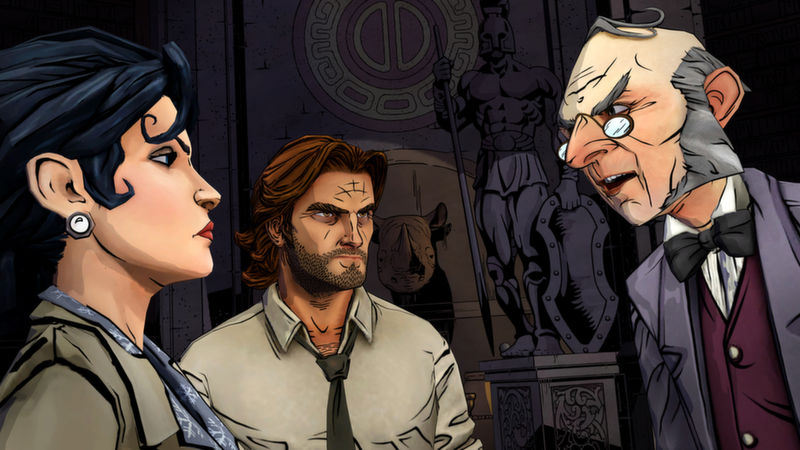 The Wolf Among Us: Episode One