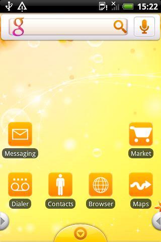 pandahome openhome warm orange