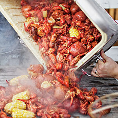 The Crawfish Boil