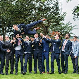 Mad Wedding Moment!! by Pete Bristo MBE  - Wedding Other ( dunedin country house, katie & jon, wedding )