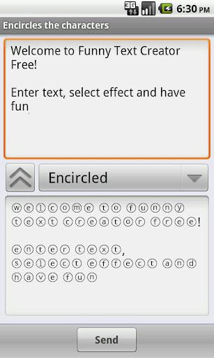 無料娱乐Appのおかしいテキストクリエーター|記事Game