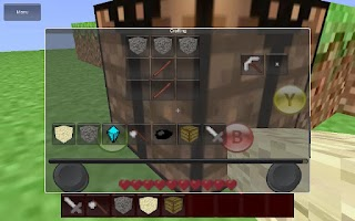 Screenshot of Mineforge