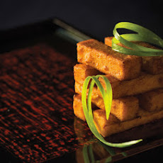 Green Garlic Panisse