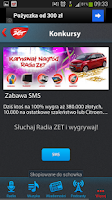 Screenshot of Radio ZET