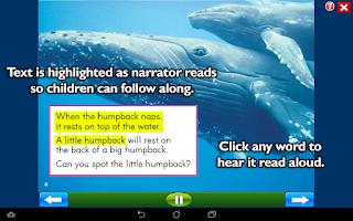 Screenshot of Superkids Online Fun