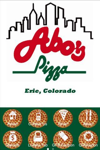 Abo's Pizza Erie