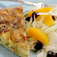 Potato-and-Onion Frittata