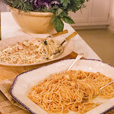 Mark's Spaghetti with Brooklyn Clam Sauce
