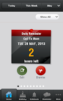 Screenshot of Don't Forget-Auto Reminders
