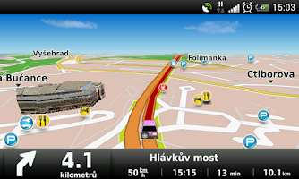 Screenshot of Dynavix našim