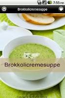 Screenshot of iKochen Suppen