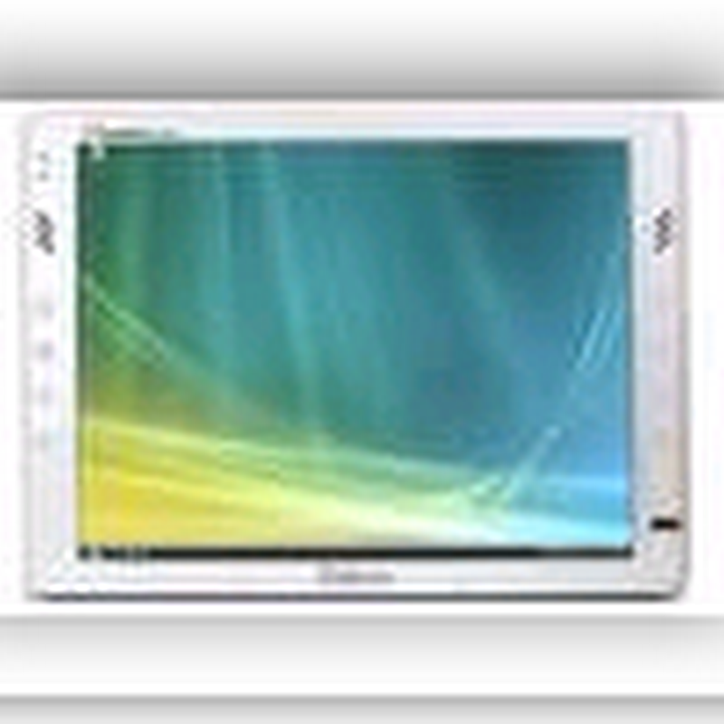 "Sahara Tablet PC from TabletKiosk ""Best In Show"""