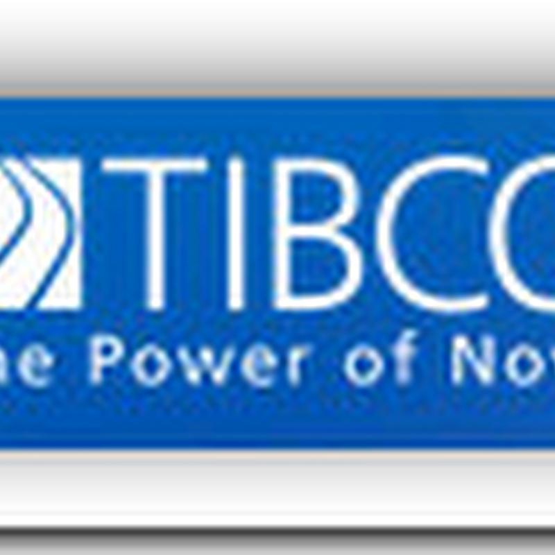 Tibco backing Microsoft Silverlight