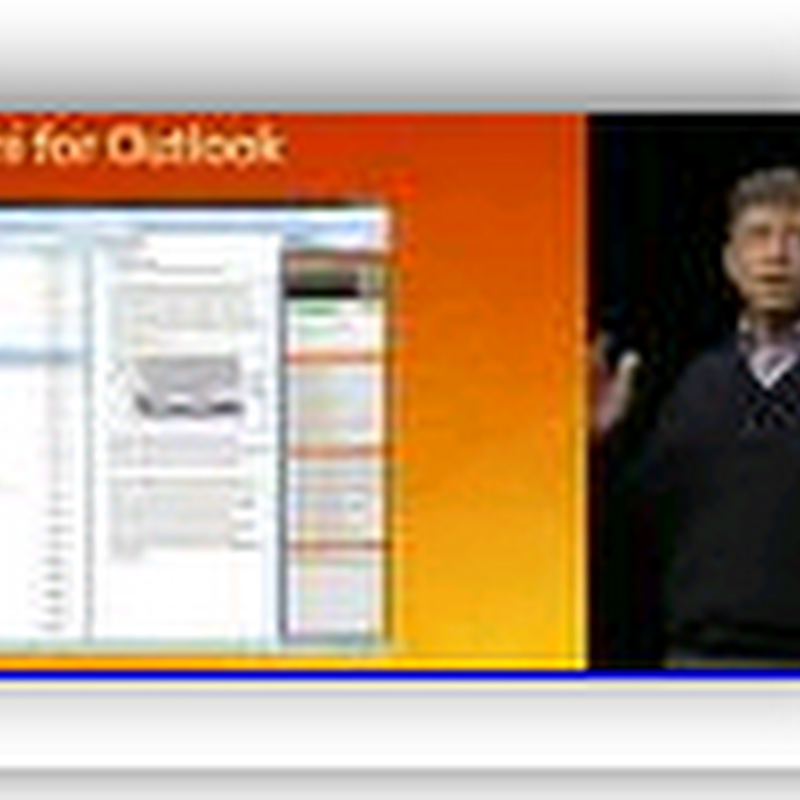 Xobni for Outlook Plug In - Outstanding!