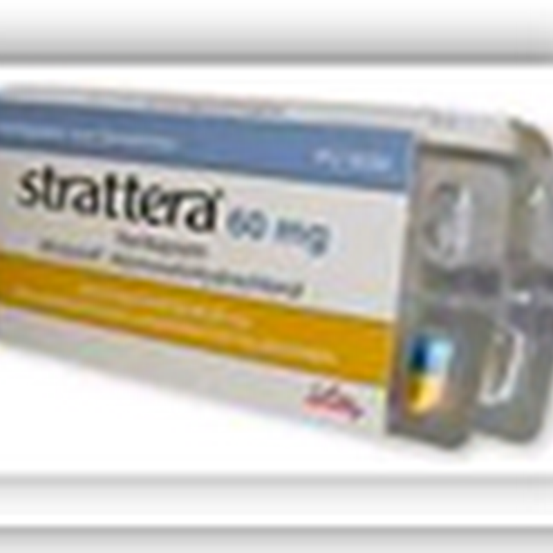 FDA Approves Strattera(R) For Maintenance Of ADHD In Children And Adolescents