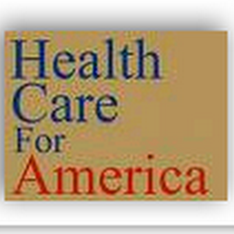 Carmichael: Health Guaranteed- New Book Addressing Healthcare in the US...
