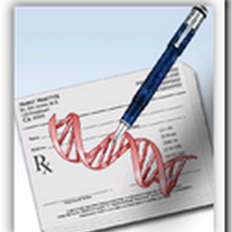 Technology Review: Genetic Testing for Consumers Scrutinized