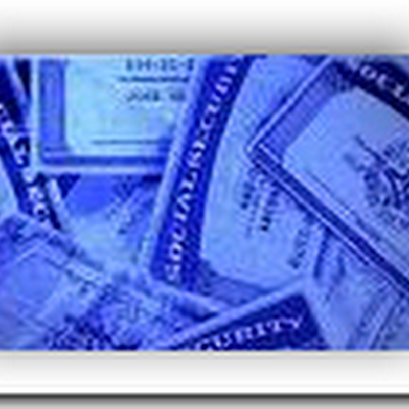 Social Security Theft Risk for ID Card in Medicare