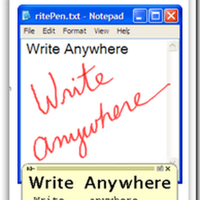 ESO Solutions Chooses RitePen Software for Handwriting/Inking Data Input with a Tablet PC