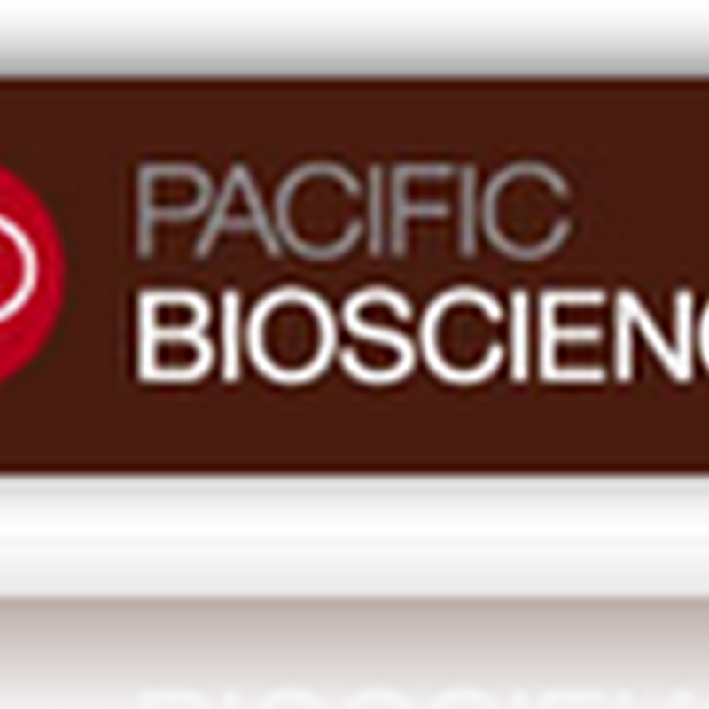 Pacific BioSciences Announces a 15 Minute Genome Mapping for Less Than $1000 by 2013