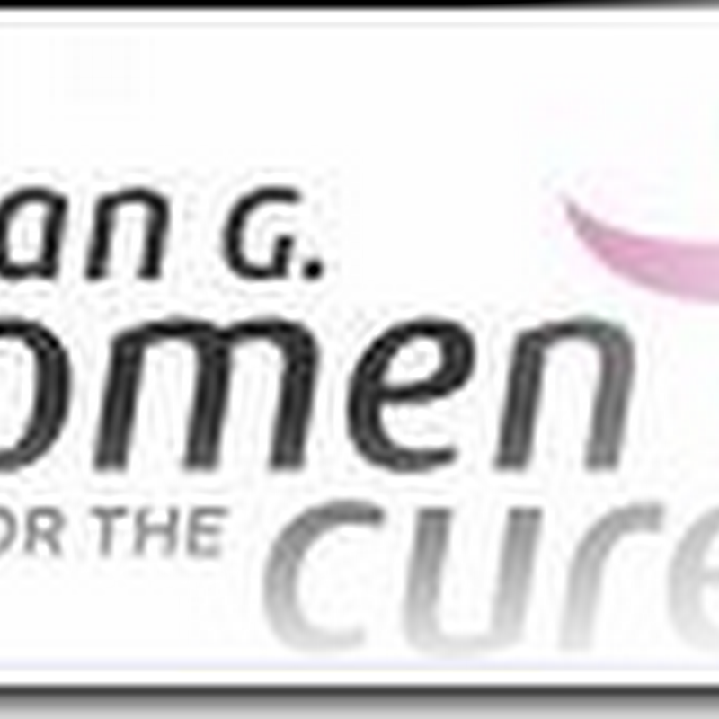 Susan G. Komen for the Cure(R)'s  Multi-Million Dollar Pledge From American Airlines Goes to M. D. Anderson Researchers - Breast Cancer Research