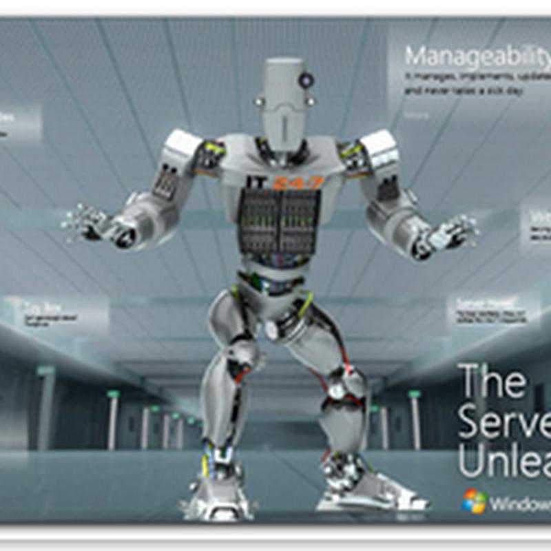 Microsoft Free Online Clinics - Server 2008 and Hyper-V