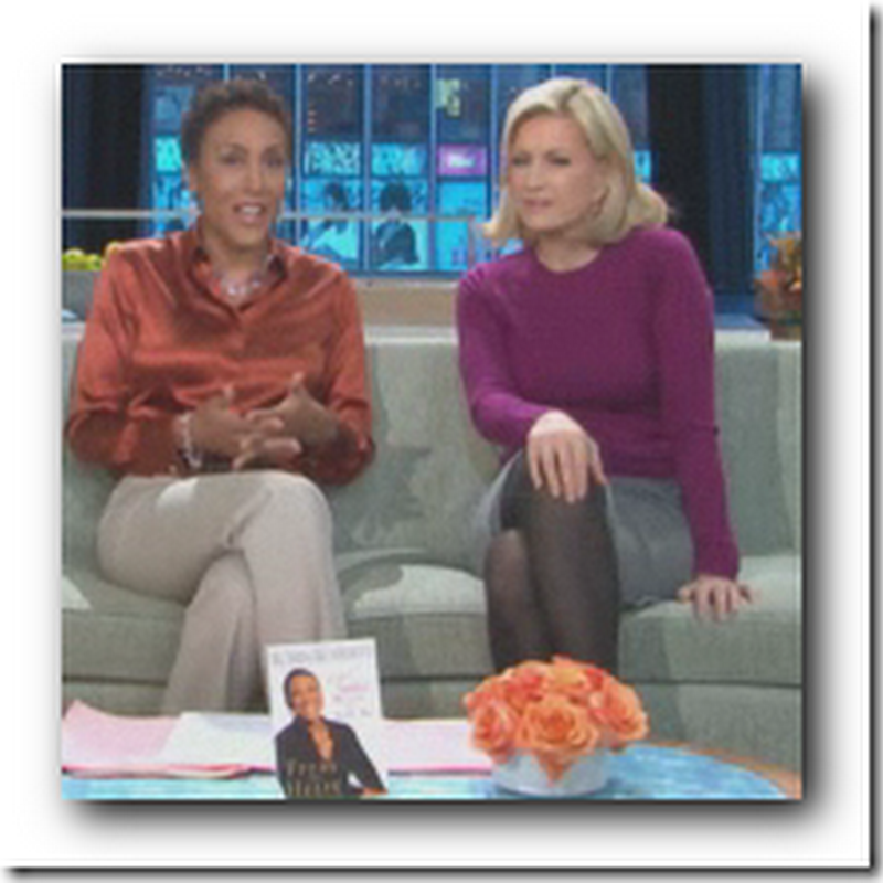Cancer Isn't One Size Fits All – Robin Roberts from ABC and Breast Cancer