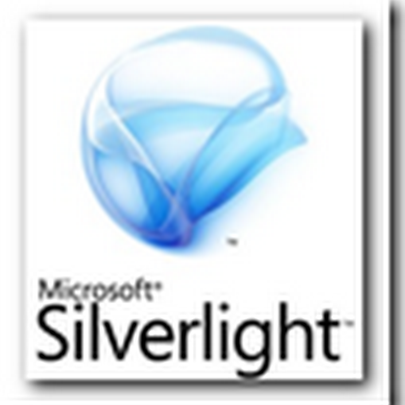 Silverlight 2 is released, available for download 10-14-2008