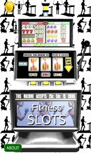 3D Fitness Slots - Free - screenshot