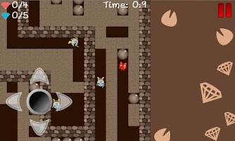 Screenshot of Hell's Rush