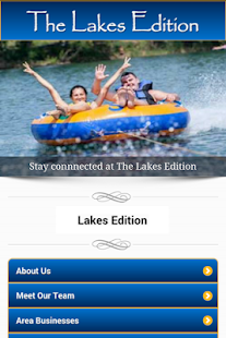 Lakes Edition - screenshot