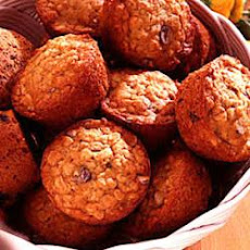Chocolate Chip Oatmeal Muffins