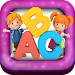 Baby Learns ABC Free Icon