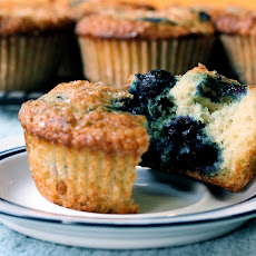 Blueberry Breakfast Cakes