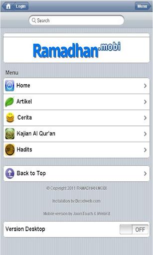 Ramadhan Mobi