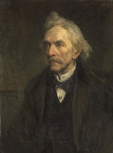 RIJKS: Jozef Israëls: painting 1893