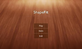 Screenshot of ShapeFit